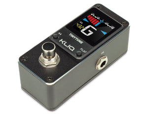 TinyTune - Chromatic Tuner Pedal