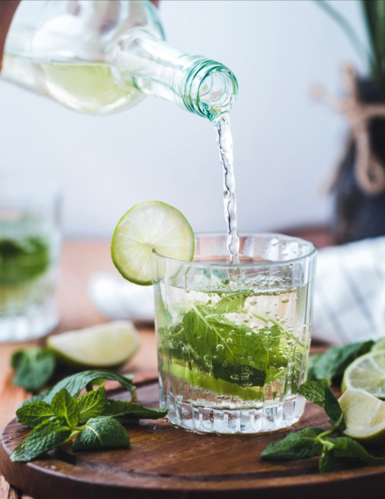 Sugar-free Mojitos