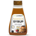 NKD Living Naked Syrup 450grams - A keto friendly golden syrup and honey alternative