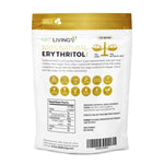 Erythritol GOLD 500g - Natural Brown Sugar Alternative with Stevia
