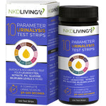 10 Parameter Urinalysis Test Kits (100 Test Strips)