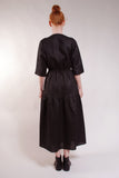 Boatneck Dress º Black