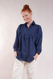 Smock Blouse º Denim