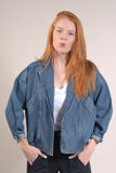 Denim New Wave Jacket