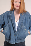 New Wave Jacket º Denim