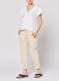 Carpenter Pants - Natural
