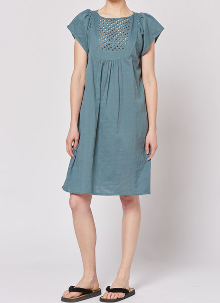 Lattice Dress - Sage