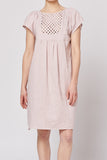 Lattice Dress - Primrose