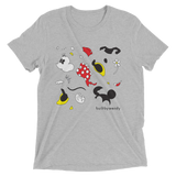 Exploding Lady Mouse T-Shirt