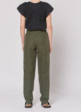 Snap Pocket Pants - Fatigue