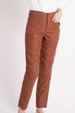 Snap Pocket Pants ° Tobacco