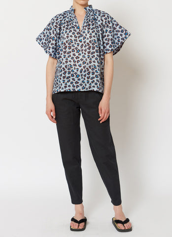 Wild Animal Easy Top - Lt. Blue