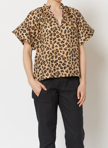 Wild Animal Easy Top - Beige