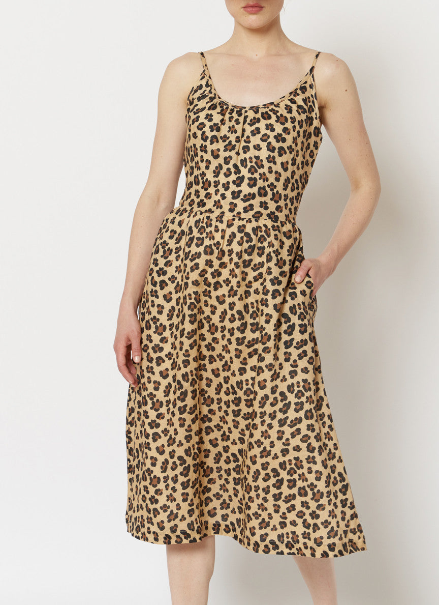 Wild Animal Margaret Dress