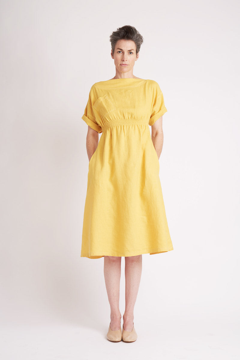 Flore Dress ° Limoncello
