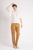 Snap Pocket Pants ° Dijon