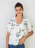 Botanical Blouse