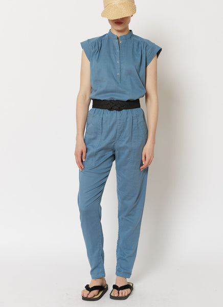 Boxer Pants - French Blue