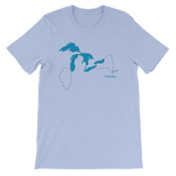 Great Lakes (IL-NY) T-Shirt