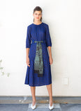 Pop Dress ° Ultramarine