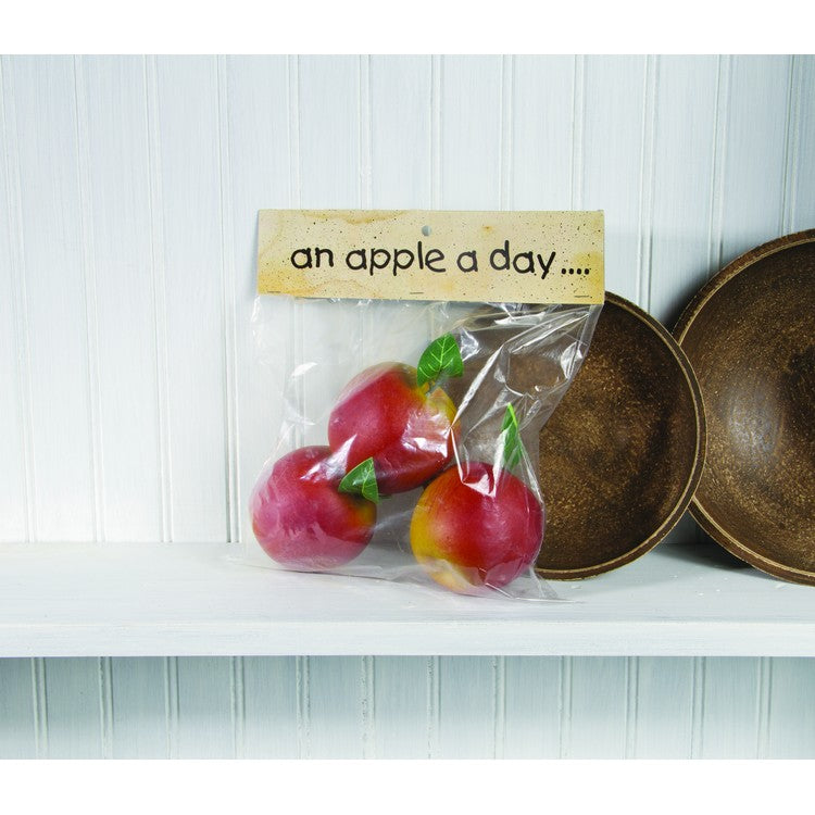 Apple a Day Bag