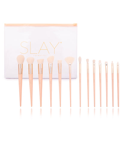 Luxury Nude Slayer Edition Brush Set