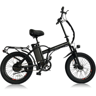 Playa Hopman FOLDING E-bike 2020 Model - UPGRADED TO FAT WHEEL + FOLDING FRAME