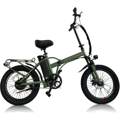 Playa Hopman FOLDING E-bike 2020 Model