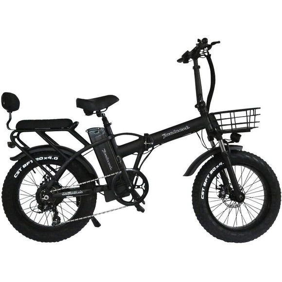 Joulvert Playa Desert  - Heavy Duty Folding e-Bike