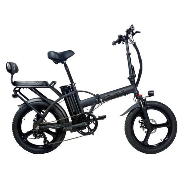 Joulvert Journey PRO 2020 - Folding e-Bike - Desert Edition