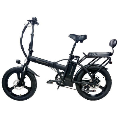 Joulvert Playa Journey Pro - Folding Ebike