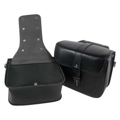 Joulvert playa saddle bags