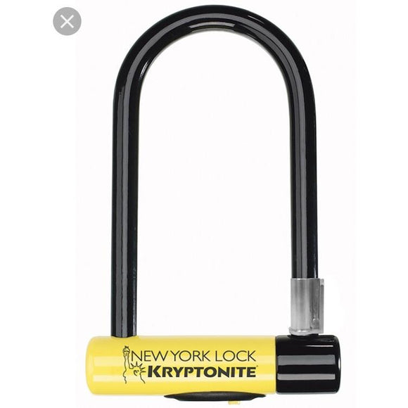 NY lock Kryptonite