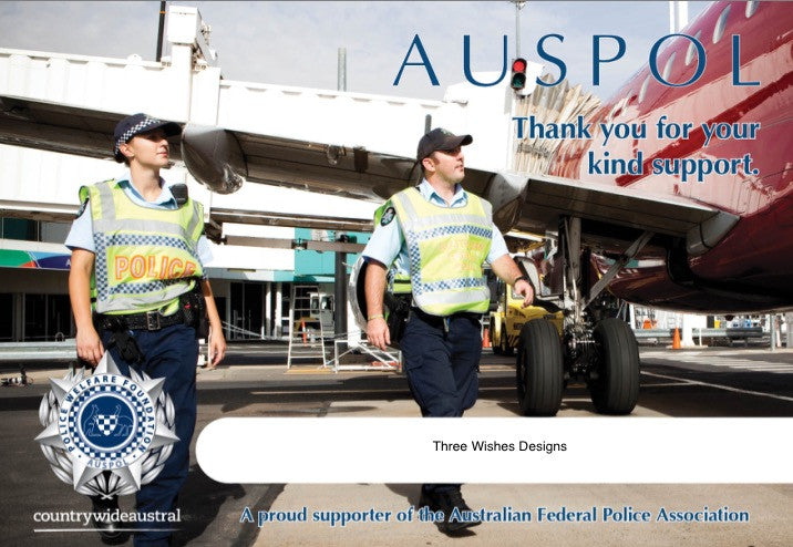 Proud Supporter of the AFP
