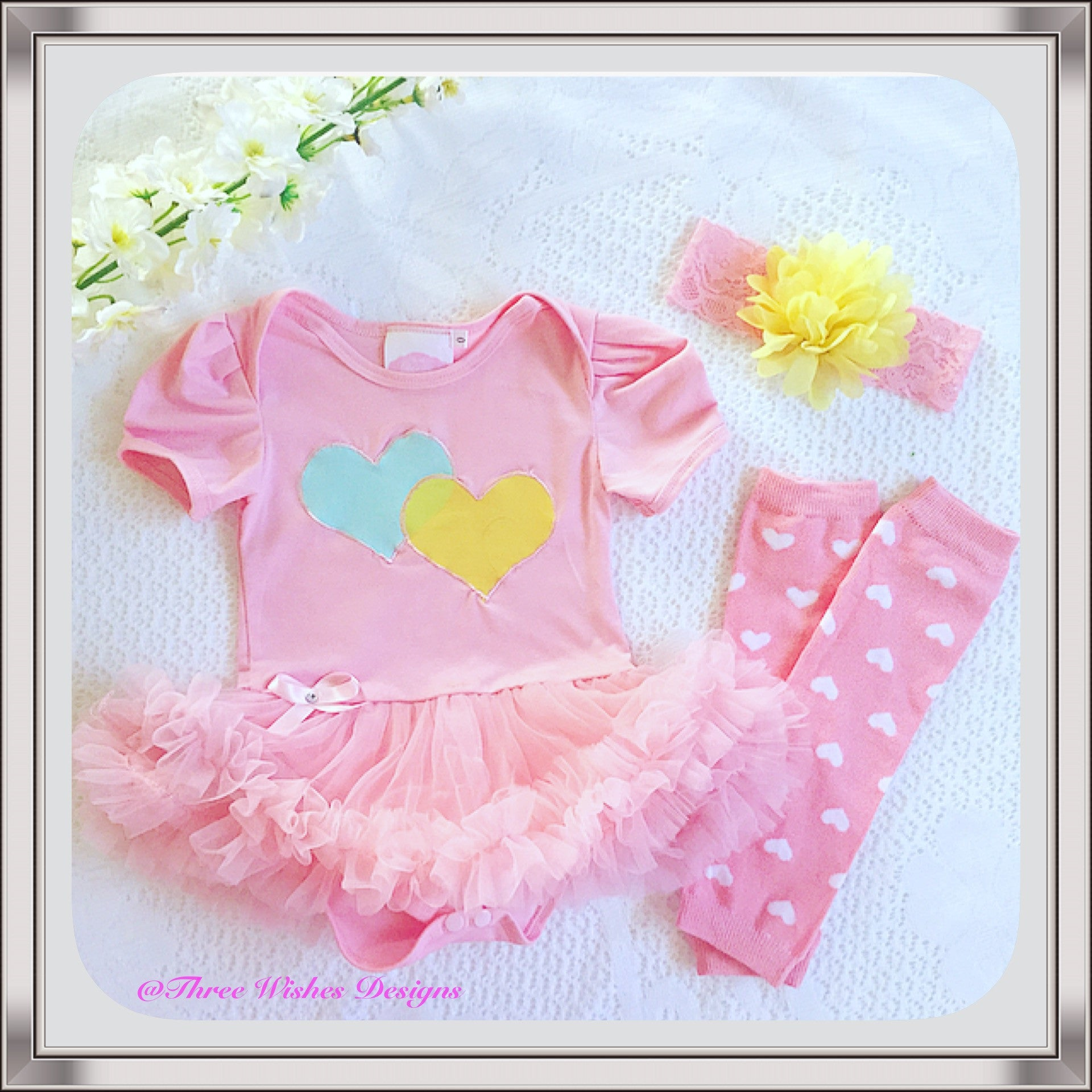 Sweetheart 3pcs Valentine Set