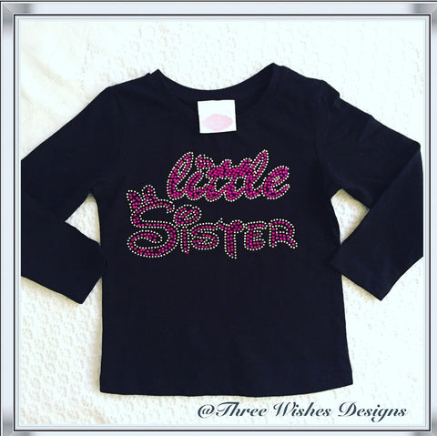 Little Sister Long Sleeve Tee