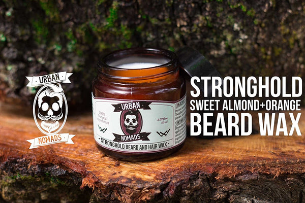 Stronghold Beard and Hair Wax
