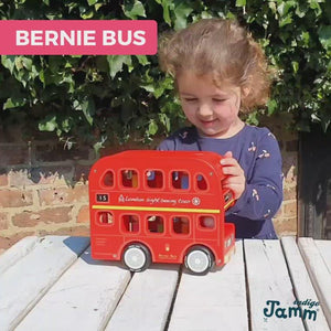 Bernie's Number Bus
