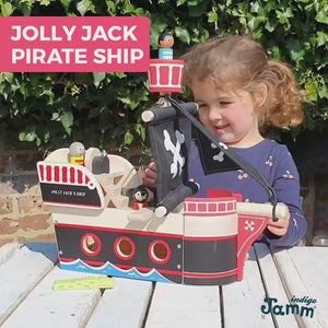 Jolly Jack's Pirate Ship
