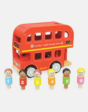 Bernie Bus replacement peg people