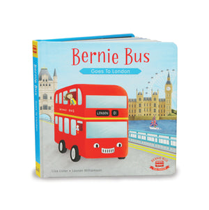 Bernie Bus goes to London