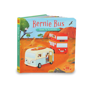 Bernie Bus goes to Australia