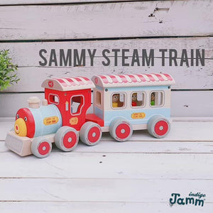 Sammy Steam Train