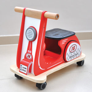 Jamm Scoot - Racing Red