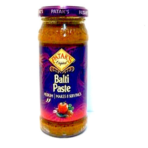 Balti pasta de curry Patak's