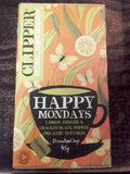 Happy Mondays Clipper 20 bolsas - savourshop.es