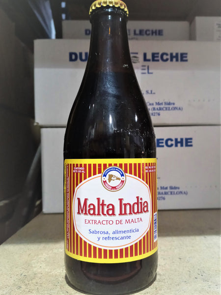 Extracto de Malta India 355ml
