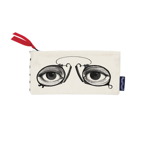 Glasses Pencil Case (PACK OF 6)