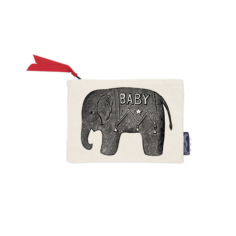 Baby Elephant Purse (PACK OF 6)