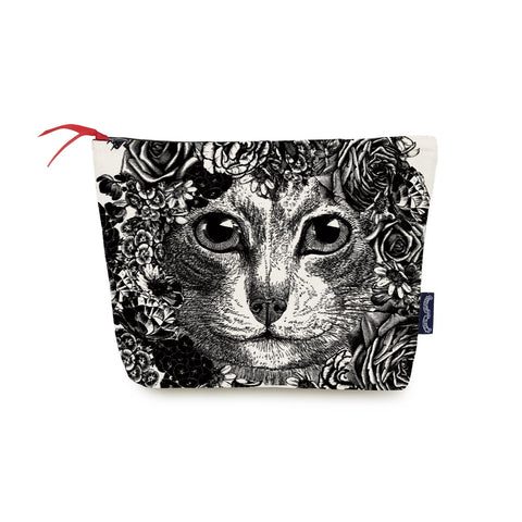 Flower Cat Wash Bag (PACK OF 6)